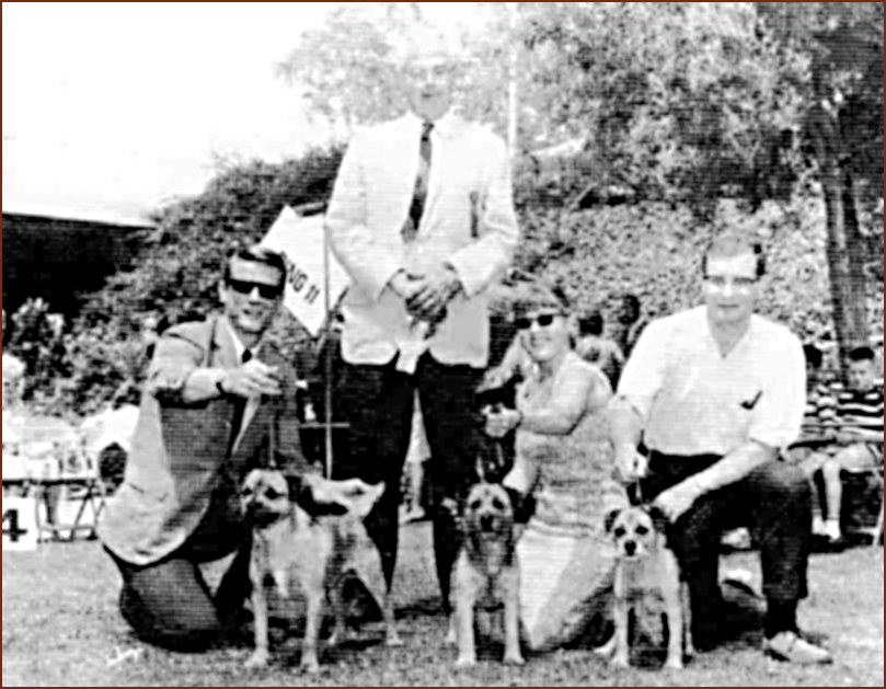 1967 at Beverly Hills Kennel Club