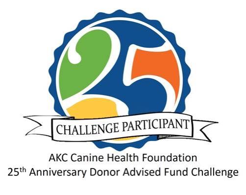 AKC CHF Challenge Participant