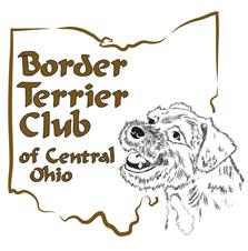 Border Terrier Club of Central Ohio logo