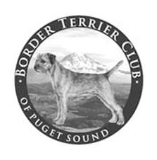 Border Terrier Club of Puget Sound logo