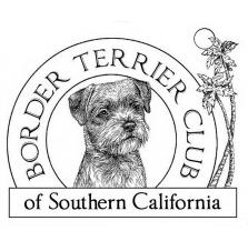 Border Terrier Club of Southern California logo
