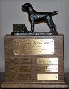 Dunraven Challenge Trophy